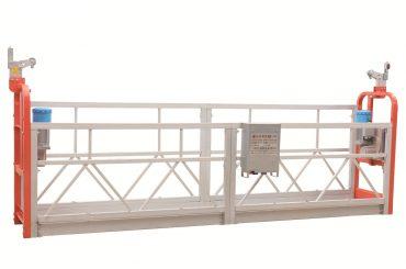 zlp630 चित्रित इस्पात मुखौटा सफाई निलंबित मंच मंच सफाई