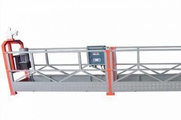 पिन - 1.8 किलोवाट मोटर पावर के साथ 800 किलो निलंबित कार्य मंच टाइप करें