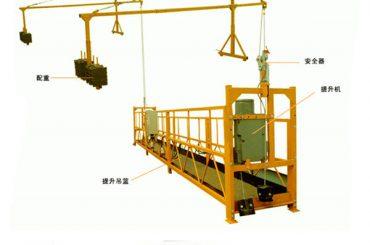 सीधे निर्माता से निलंबित मंच के लिए कारखाने की बिक्री अच्छी गुणवत्ता वाले बिजली की उछाल