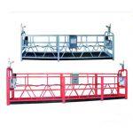निर्माण के लिए ZLP500 सुपरस्पेड एक्सेस उपकरण / गोंडोला / पालना / मचान