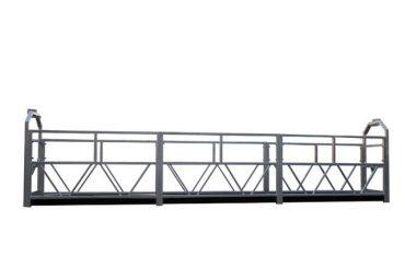 2 एक्स 1.8 किलोवाट निलंबित मचान एकल चरण निलंबित मंच cradle zlp800 निलंबित